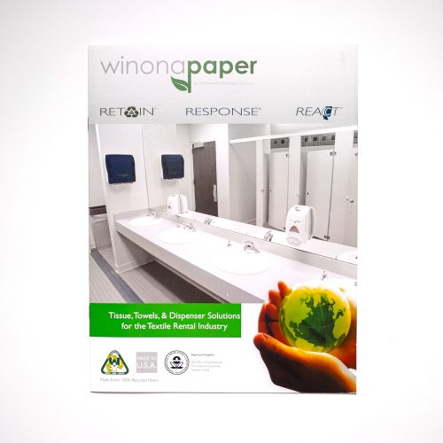 Full-color brochure